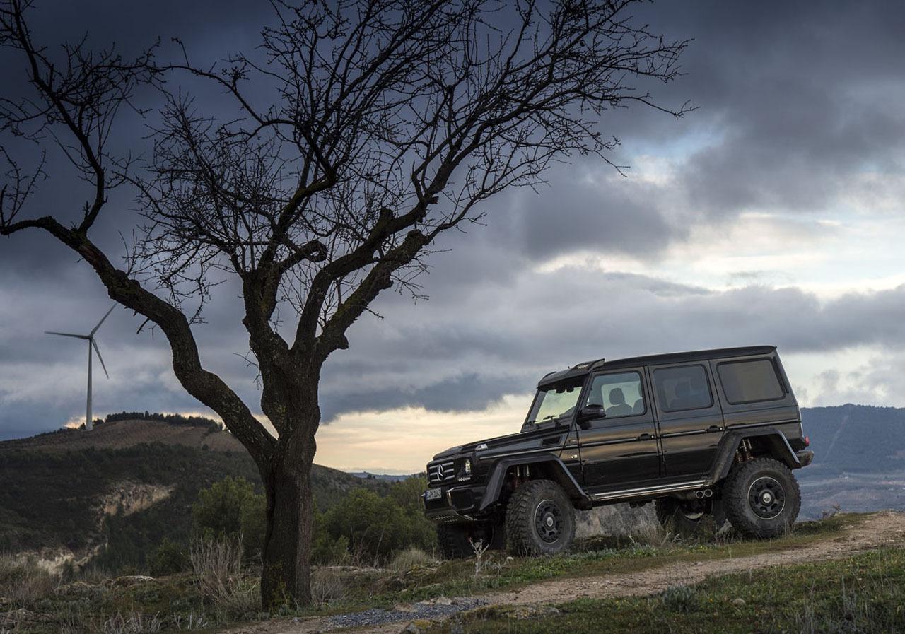 Foto de Mercedes-Benz G 500 4x4², toma de contacto (19/127)