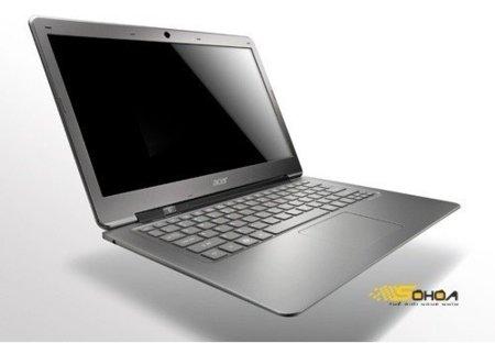 El Acer Aspire 3951 podría llegar para la vuelta al cole