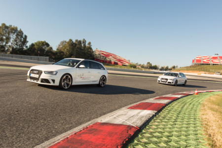 Audi Driving Experience 18