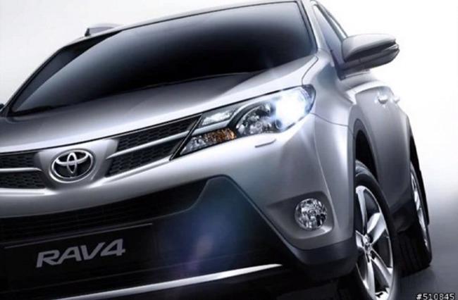 Posiblemente, el Toyota RAV-4