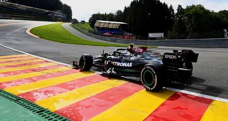 Bottas Belgica F1 2021