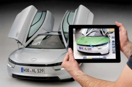 Volkswagen prepara una aplicación de realidad aumentada para el mantenimiento del XL1