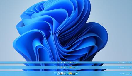 Microsoft se reafirma en la supresión de funciones de la barra de tareas de Windows 11, incluyendo el control flotante del calendario