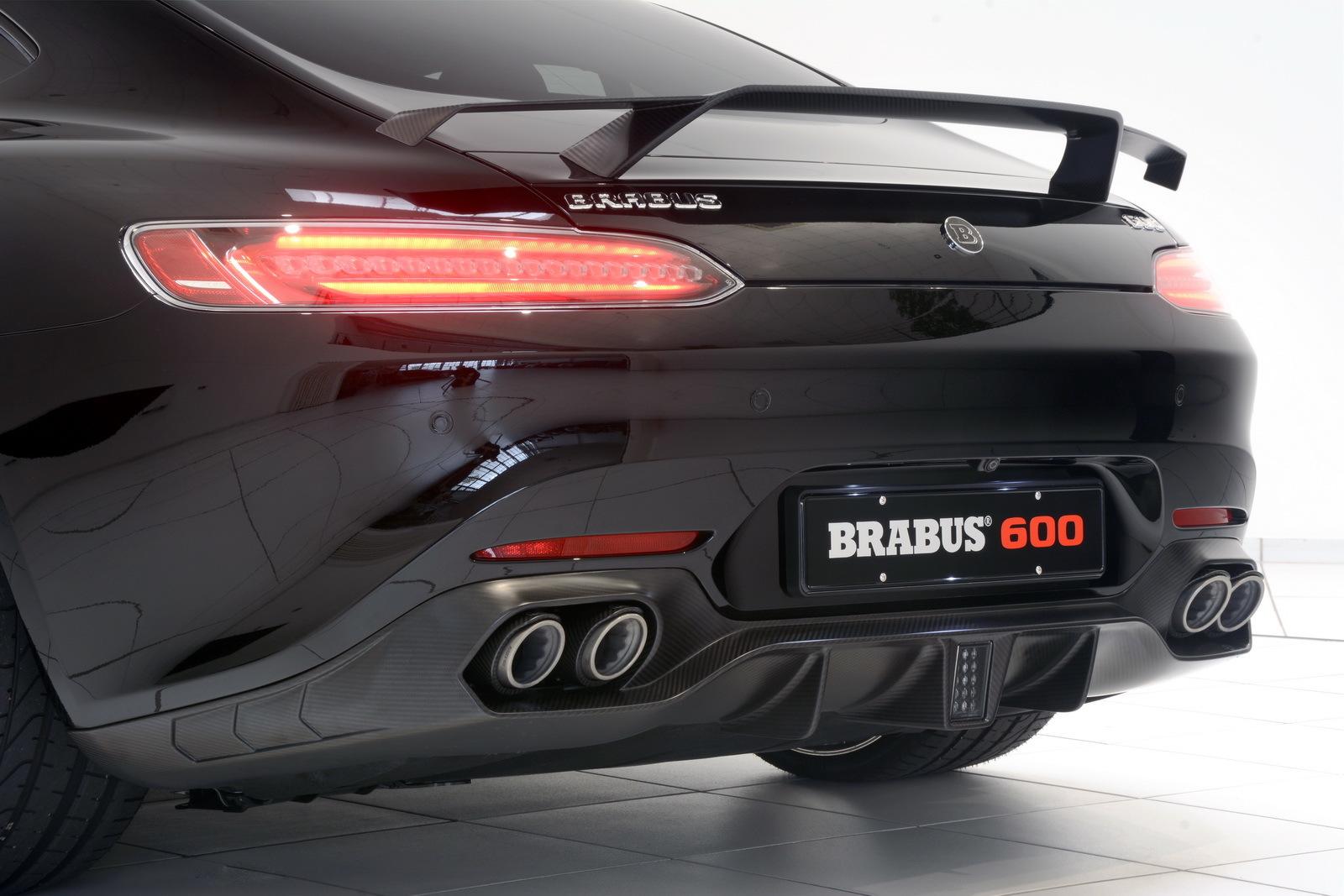 Foto de Brabus Mercedes-AMG GT S (29/38)