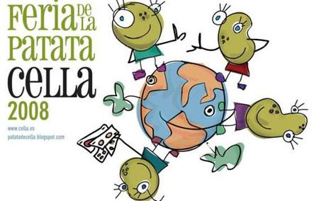 Feria de la Patata en Cella (Teruel)