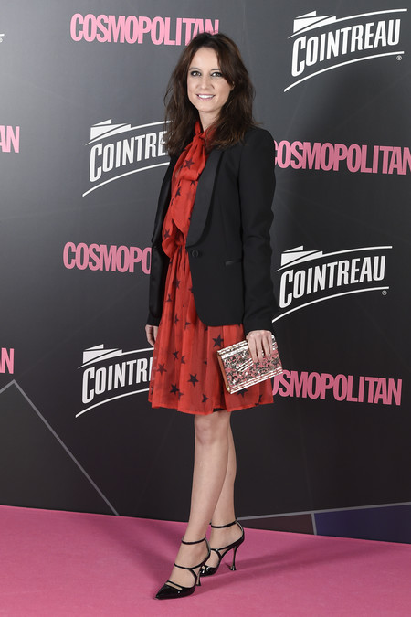 premios cosmopolitan 2017 alfombra roja look estilismo outfit andrea levi