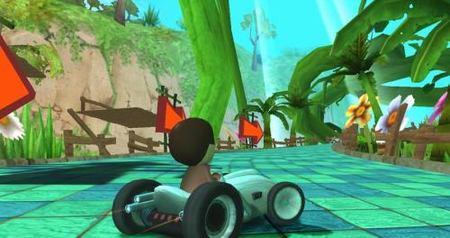 'Sonic & SEGA All-Stars Racing'. Llegan los Miis a Wii