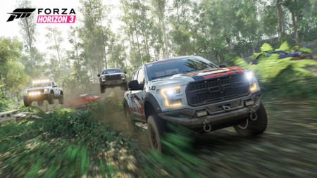 La demo de Forza Horizon 3 para PC llegará tras la salida a la venta el juego para Xbox One