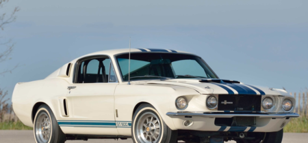 ¿Cuánto pagarías por un Mustang? Alguien compró uno por 2.2 millones de dólares