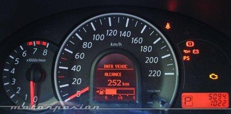 Nissan Micra CVT Autonomía