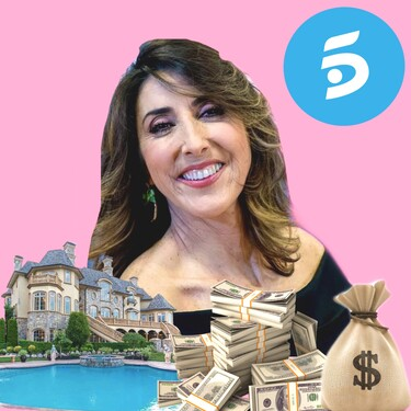 Lo que no sabías de Paz Padilla: sus propiedades de lujo, problemas con Hacienda y enemigos en Telecinco