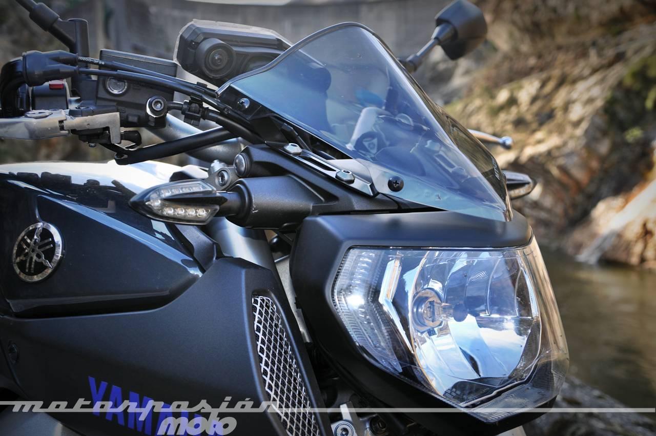 Foto de Yamaha MT-09, (valoración, galería y ficha técnica) (31/38)