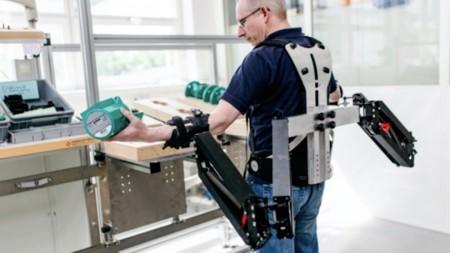 Con este exoesqueleto todo te pesará diez veces menos