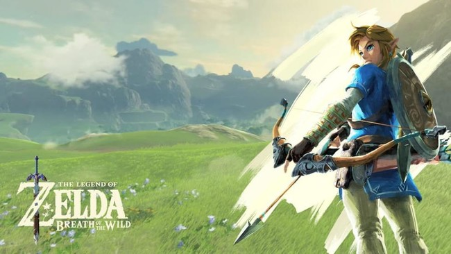 Zelda Breath Of The Wild Sxsw