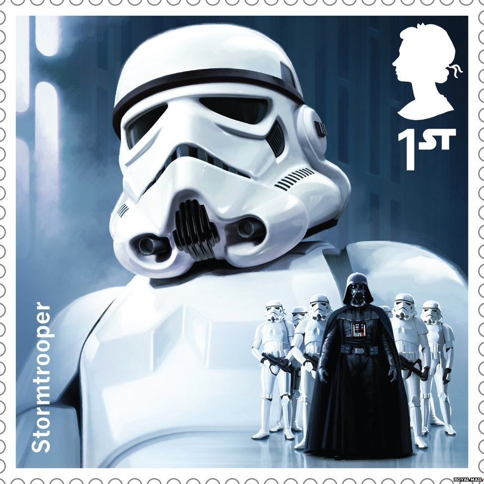Foto de Star Wars Royal Mail (1/13)
