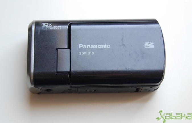 Foto de Panasonic SDR-S10 (1/4)