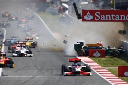 Jules Bianchi tendrá una penalización de diez posiciones en la parrilla de salida para Mónaco