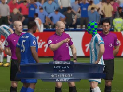 ¿Fotorrealismo? Los glitches de FIFA 18 en Switch ofrecen futbolistas chamuscados o de piel marciana