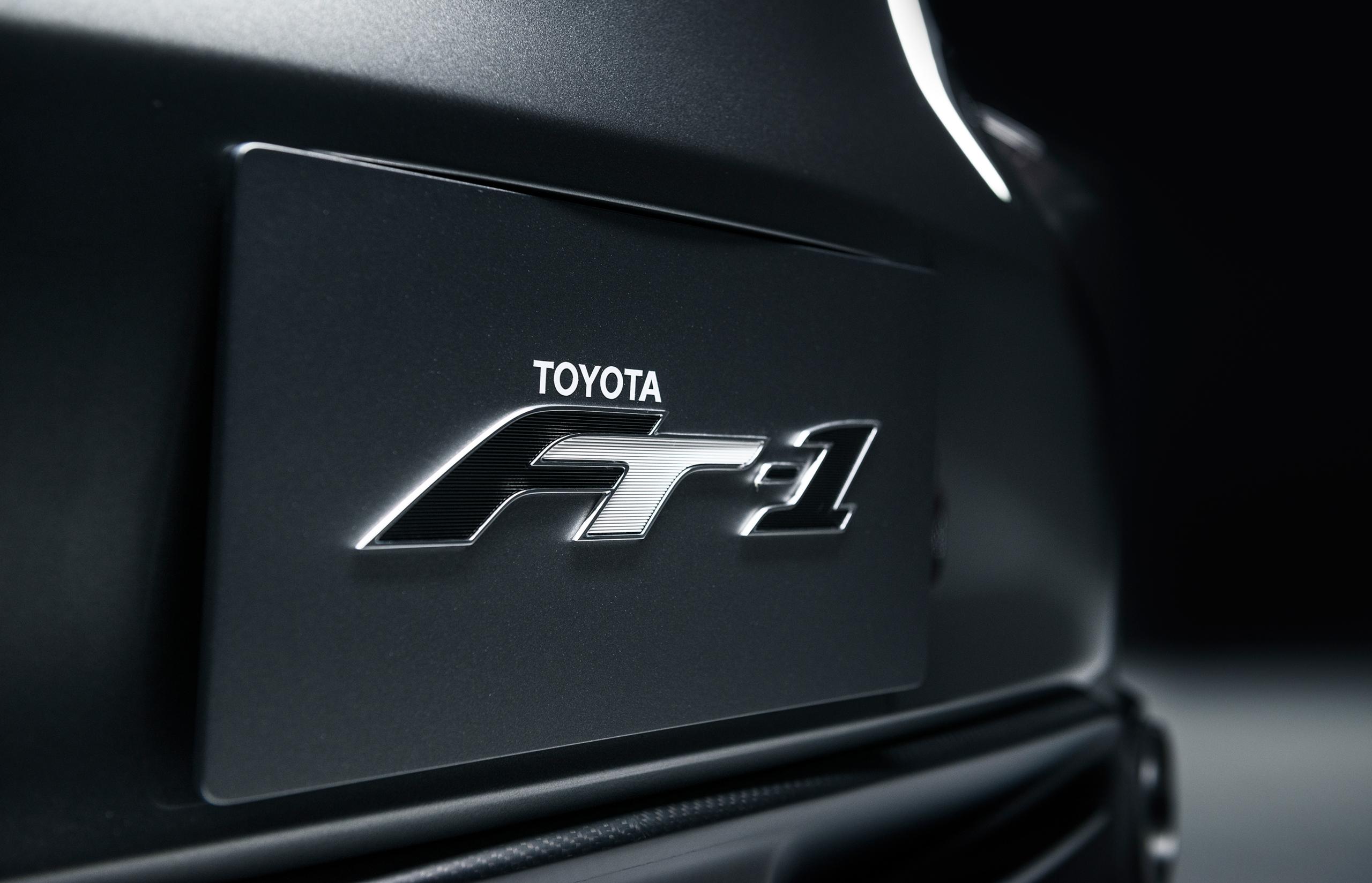 Toyota TF-1