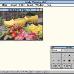 Foto 6 de 24 de la galería evolucion-de-la-interfaz-de-adobe-photoshop-desde-1989 en Xataka Foto