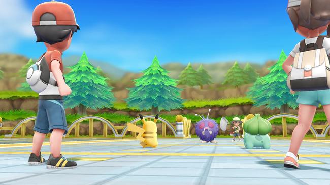 Pokémon: Let's Go Pikachu y Let's Go Eevee son mucho más que simples remakes con sus nuevos detalles y su primer gameplay [E3 2018]
