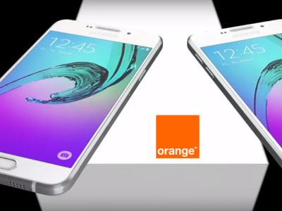 Precios Samsung Galaxy A3 (2016) con Orange y comparativa con Movistar y Yoigo