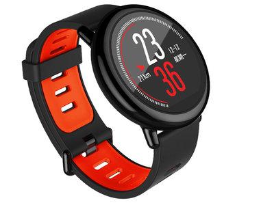 Reloj deportivo Xiaomi Amazfit, con GPS y sensor de ritmo cardíaco, por 85,92 euros y envío gratis