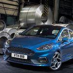¡Que siga la fiesta! El nuevo Ford Fiesta ST ya está aquí y viene sólo con tres cilindros