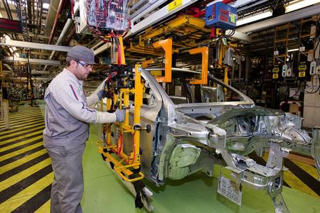 Factoría Citroën Vigo