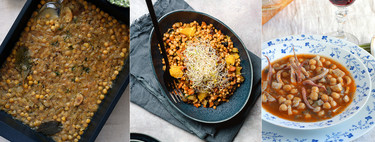 Si quieres bajar de peso, las legumbres son tus aliadas: 37 recetas saludables, fáciles y rápidas