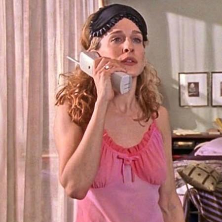 Carrie En Sexo En Nueva York 2