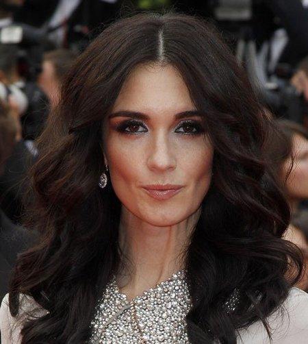El maquillaje de ojos con purpurina de Paz Vega en Cannes 2011
