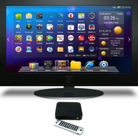 Tener Android en el televisor: pros y contras