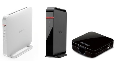 Buffalo presenta tres nuevos routers WiFi AC