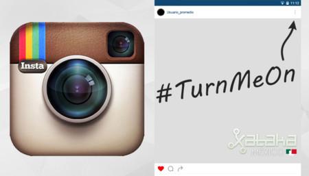 """Instagram desata la histeria con el """"Turn Me On"""" y se arrepiente"""