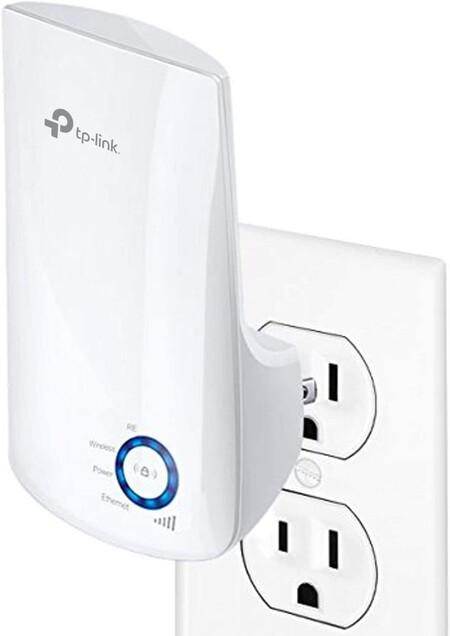 Repetidor Wi-Fi TP-Link en oferta en Amazon México