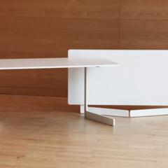 Foto 4 de 7 de la galería ola-mesa-plegable-minimalista en Decoesfera