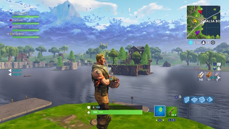 He Estado Jugando A Fortnite En Nintendo Switch Y Estas Son Mis