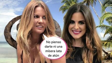 El brutal zasca de Marta López a Alexia Rivas antes de coincidir en 'Supervivientes 2021'