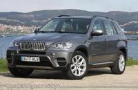 BMW X5 40d xDrive, prueba (exterior e interior)