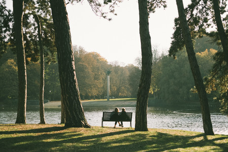 ¿Cómo mejorar la salud mental de los niños? Rodeándolos de árboles y espacios verdes