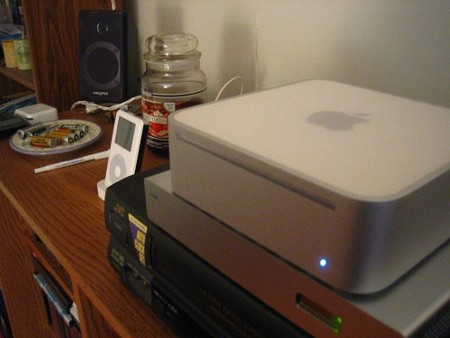Mac Mini mediacenter