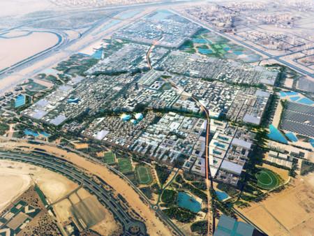 Masdar City, la ciudad del futuro que en el presente nadie visita