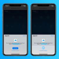 iOS 13 y iPadOS permitirán iniciar sesión en la web de iCloud mediante Touch ID o Face ID