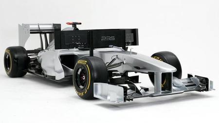 Hazte con un simulador de F-1 por 106.000 euros
