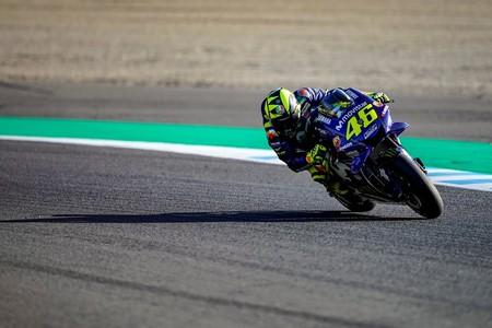 Valentino Rossi Motegi 2018 Lunes 2