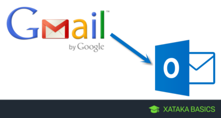 Cómo configurar Gmail en Outlook web