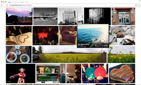Flickr dará un importante lavado de cara a su interfaz a finales de mes