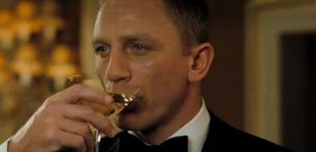 'Mezclado, no agitado': ¿James Bond tenía razón?