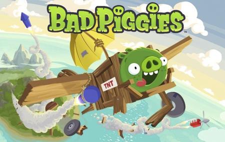 'Bad Piggies', primer vídeo con gameplay de la secuela de 'Angry Birds'